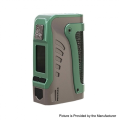 Authentic Wismec Reuleaux Tinker2 200W TC VW APV IP67 Waterproof Box Mod - Titanium Gray