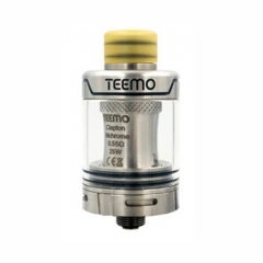Thunderhead Creations TEEMO Sub Ohm Tank Clearomizer 22mm 2.5ml - Silver