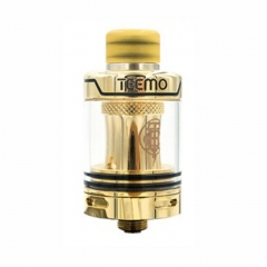 Thunderhead Creations TEEMO Sub Ohm Tank Clearomizer 22mm 2.5ml - Gold