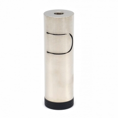Ennequadro Imo 650 Style 18650 Hybrid Mechanical Mod 22mm - Silver