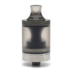 Wormhole Dvarw MTL Style 22mm RTA Rebuildable Tank Atomizer 3ml - Black
