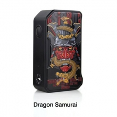Authentic DOVPO MVV II 280W APV Box Mod - Dragon Samurai