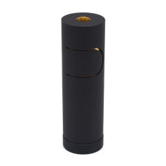 Ennequadro Imo 650 Style 18650 Hybrid Mechanical Mod 22mm - Black