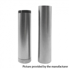 900 Stylus Style 18mm Mechanical Mod (2 Pieces) 16500 - Silver