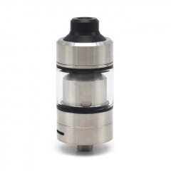 (Ships from Germany)ULTON Tripod Style 316SS 22mm RTA Rebuildable Tank Atomizer 2ml (1:1) - Silver