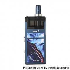 (Ships from Germany)Authentic Smoant Pasito 25W 1100mAh Mod Pod System Starter Kit 3ml - Blue