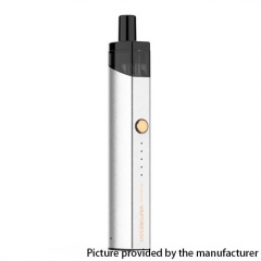 Authentic Vaporesso PodStick 900mAh Pod System Starter Kit 2ml/ 0.6ohm/1.3ohm - Silver