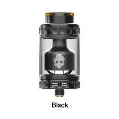 Authentic Dovpo Blotto 25.5mm RTA Rebuildable Tank Atomizer 6ml - Black