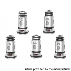 Authentic 510Vape SPAS-12 Pod System Starter Kit Replacement Regular Coil Head (10-12W)0.8ohm - Silver