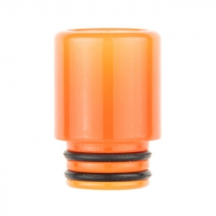 510 Replacement Resin Drip Tip Vari-colour AS229W 1pc - Orange