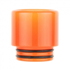 810 Replacement Resin Drip Tip Vari-colour AS221W 1pc - Orange