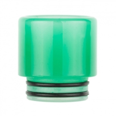 810 Replacement Resin Drip Tip Vari-colour AS221W 1pc - Green