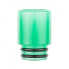 510 Replacement Resin Drip Tip Vari-colour AS229W 1pc - Green