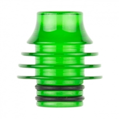 Replacement 510 Acrylic Drip Tip 8mm AS239 1pc - Green