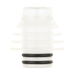 Replacement 510 Acrylic Drip Tip 8mm AS239 1pc - White