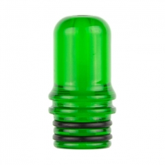 Replacement 510 Acrylic Drip Tip 8.5mm AS238 1pc - Green