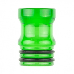 Reewape 510 Replacement Acrylic Drip Tip 9.5mm AS256 - Green