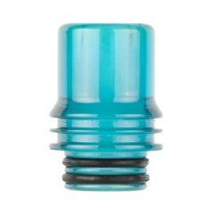 Reewape 510 Replacement Acrylic Drip Tip 10mm AS257 - Blue