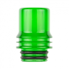 Reewape 510 Replacement Acrylic Drip Tip 10mm AS257 - Green