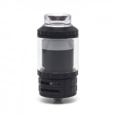 (Ships from Germany)ULTON Fatality M25 Style 316SS 25mm RTA Rebuildable Tank Atomizer 4ml/5.5ml - Black