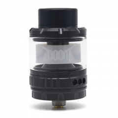(Ships from Germany)Authentic Damn Vape DOOM Mesh 26mm RTA Rebuildable Tank Atomizer 4ml - Black