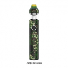 Authentic OBS KFB2 KFB 2 1500mAh All-in-One Starter Kit 2ml/0.6ohm/1.2ohm - Jungle Adventure