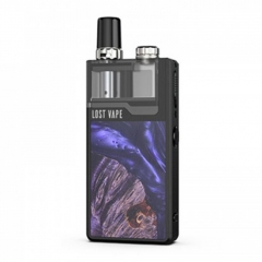 Authentic Lost Vape Orion Plus 22W DNA Pod System Kit 950mAh 2ml/0.25ohm/0.5ohm - Black Stabwood