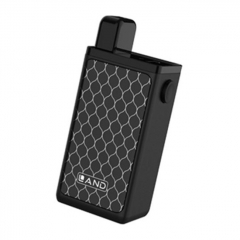 Authentic OBS Land Pod System Kit 10W 750mAh 1.5ml/1.4ohm - Black