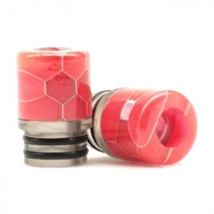 ULPS 510 Replacement Resin Drip Tip 10mm 1pc - Red