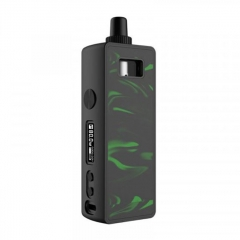 Authentic Mechlyfe Ratel 80W 18650 Rebuildable TC VW Mod Pod Kit - Resin Green