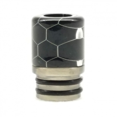 ULPS 510 Replacement Resin Drip Tip 10mm 1pc - Black
