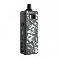 Authentic Mechlyfe Ratel 80W 18650 Rebuildable TC VW Mod Pod Kit - Resin White