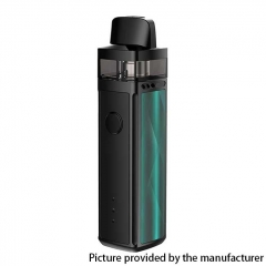 Authentic VOOPOO VINCI R 1500mAh VV Mod Pod System Starter Kit 5.5ml (Standard Version) - Dazzling Green