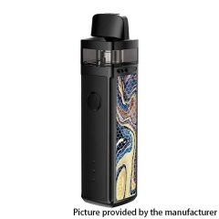 Authentic VOOPOO VINCI R 1500mAh VV Mod Pod System Starter Kit 5.5ml (Standard Version) - Hill Yellow