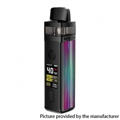 Authentic VOOPOO VINCI 40W 1500mAh VW Mod Pod System Starter Kit 5.5ml (Standard Version) - Aurora
