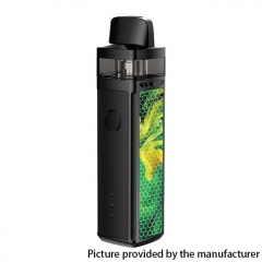 Authentic VOOPOO VINCI R 1500mAh VV Mod Pod System Starter Kit 5.5ml (Standard Version) - Jade Green