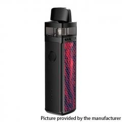 Authentic VOOPOO VINCI R 1500mAh VV Mod Pod System Starter Kit 5.5ml (Standard Version) - Jade Scarlet