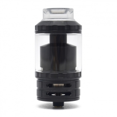 Fatality M25 Style 25mm  RTA Rebuildable Tank Atomizer 5.5ml - Black