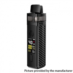 Authentic VOOPOO VINCI 40W 1500mAh VW Mod Pod System Starter Kit 5.5ml (Standard Version) - Carbon Fiber