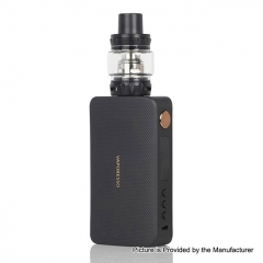 Authentic Vaporesso GEN 220W TC VW Variable Wattage Box 18650 Mod w/ SKRR-S Tank Kit 8ml - Black
