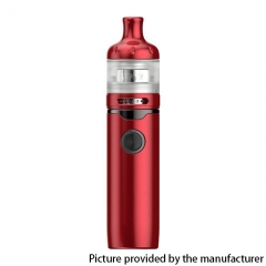 Authentic Vandy Vape Berserker BSKR S 25W 1100mAh All in One AIO Starter Kit 2ml/0.7ohm/1.5ohm - Coke Red