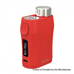 (Ships from HK)Authentic Eleaf iStick Pico X 75W TC Box Mod - Red