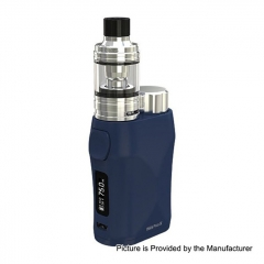 (Ships from HK)Authentic Eleaf iStick Pico X 75W Box Mod w/MELO 4 Tank Kit - Blue