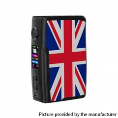 (Ships from HK)Authentic Vandy Vape Swell 188W TC Waterproof APV Box Mod - UK Flag