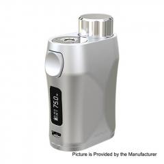 (Ships from HK)Authentic Eleaf iStick Pico X 75W TC Box Mod - Silver
