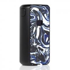 Authentic Augvape Druga Foxy 150W VV VW Box Mod 18650 - Black Blue