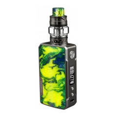 (Ships from HK)Authentic VOOPOO DRAG 2 Platinum 177W TC VW APV Kit - Platinum Island