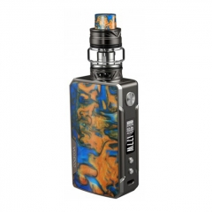 (Ships from HK)Authentic VOOPOO DRAG 2 Platinum 177W TC VW APV Kit - Platinum Flame