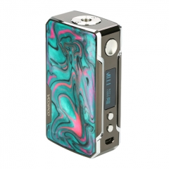 Authentic VOOPOO DRAG 2 Platinum 177W TC VW APV Mod 18650 - Platinum Aurora
