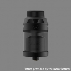 Authentic Augvape Intake Dual 26mm RTA Rebuildable Tank Atomizer 4.2ml - Black